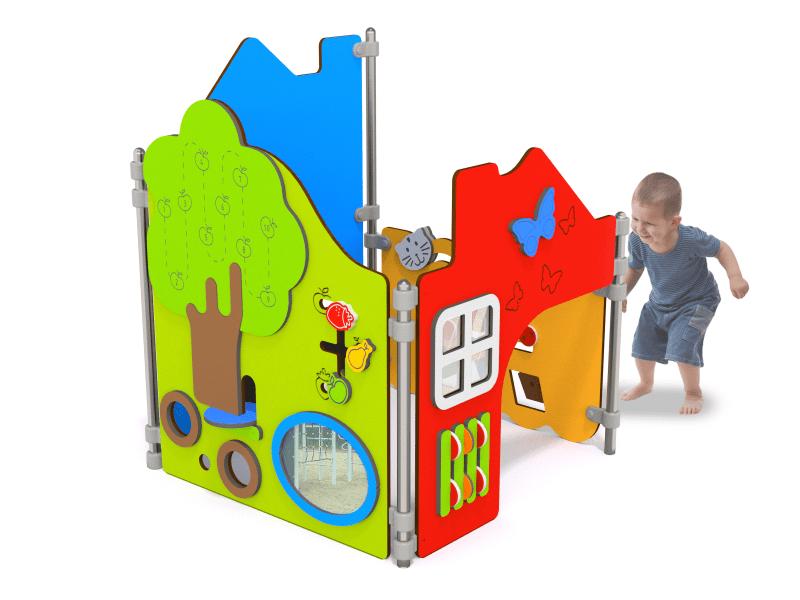 Mini zostavy a hracie prvky pre najmenších