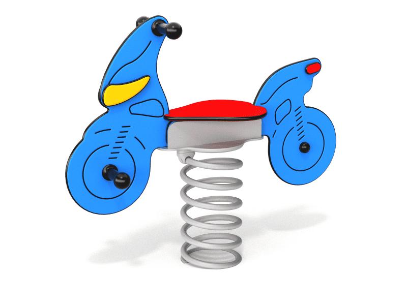 Pružinové hojdačky pre deti