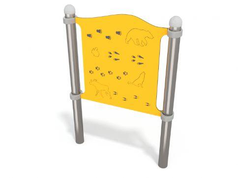 Edukačné tabule pre detské ihriská