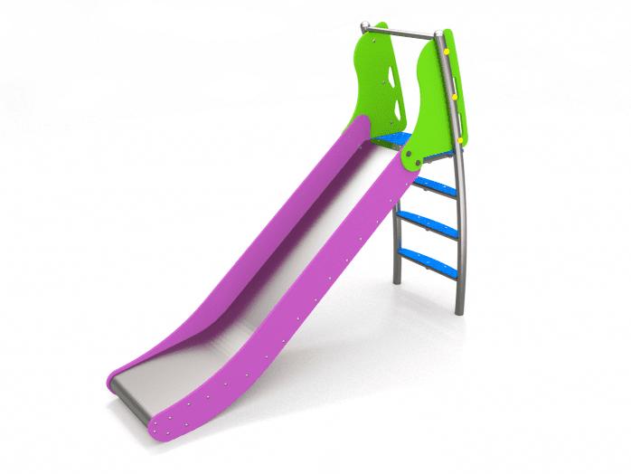 Šmýkačky samostatný prvok na detské ihrisko