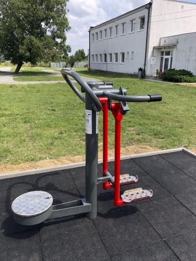 Fitnes MC séria Zemplínske Jastrabie