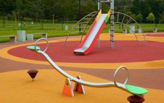 EPDM gumenná dopadová plocha detské ihrisko