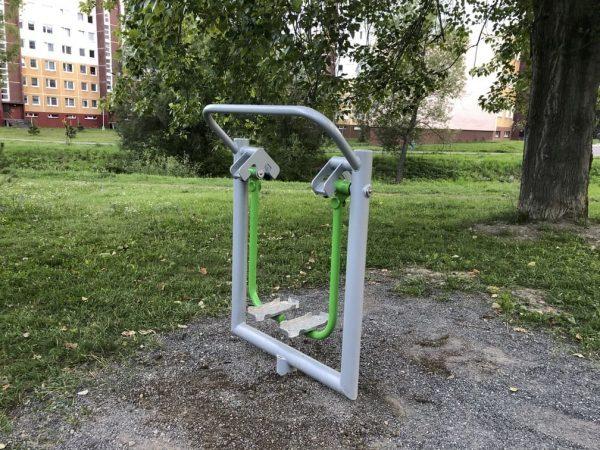 Fitnes ECO séria