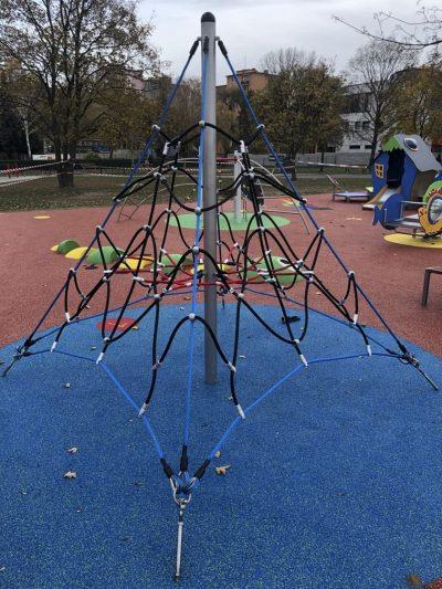 Lanová pyramída pre deti A9102