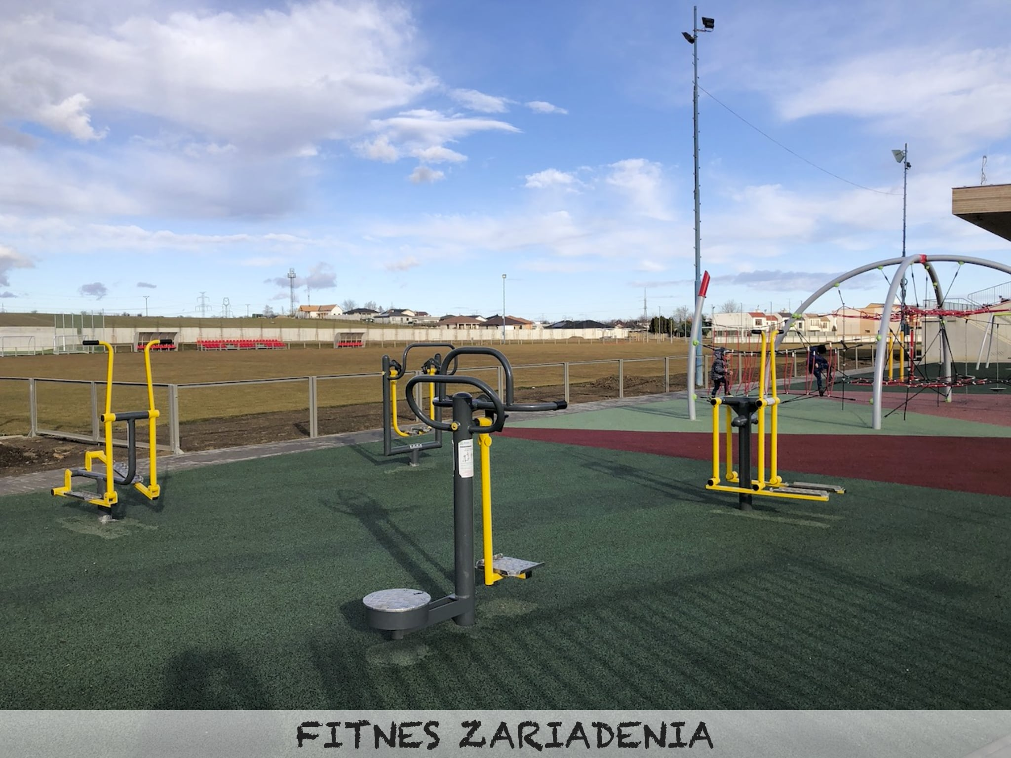fitness zariadenia